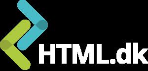 HTML logo big