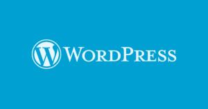 hjemmeside med WordPress
